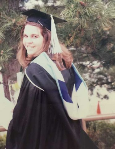 Jennifer graduated with her Masters from BYU in 1999